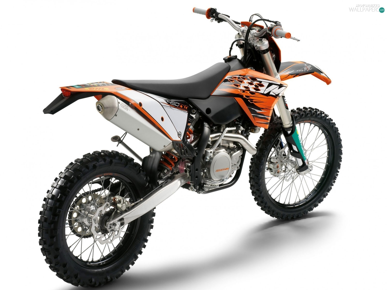ktm 450 exc cross motorbikes wallpapers 1600x1200. Black Bedroom Furniture Sets. Home Design Ideas