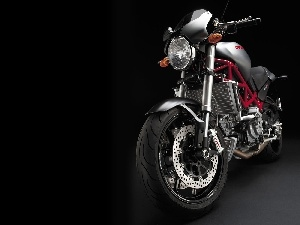 radiator, Ducati Monster S4R, Lamp