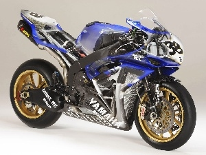 Yamaha YZF R1, section