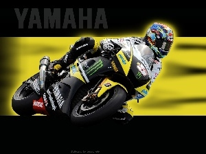 A track, Yamaha YZF R1, version