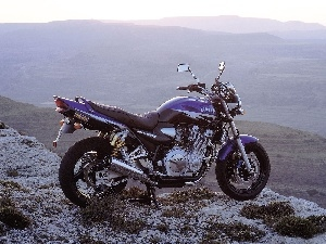 Yamaha XJR1300, Engine